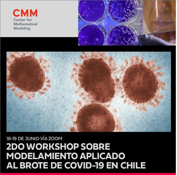 2do Workshop sobre modelamiento aplicado al COVID-19 en Chile